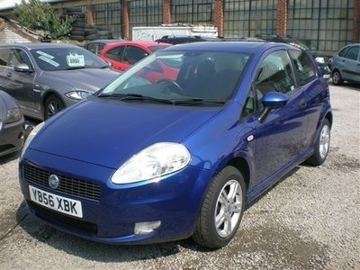 used Fiat Punto 1.4 Active Sport 3dr
