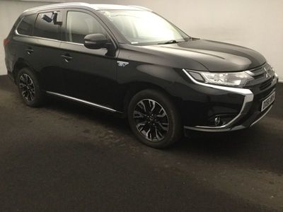 used Mitsubishi Outlander 2.0 PHEV GX 3H PLUS 5d 161 BHP **FREE FROM ULEZ CHARGE**