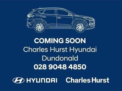 used Hyundai Tucson 1.6 Crdi Se Nav 5Dr 2Wd