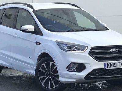 used Ford Kuga 2.0 Tdci 180 St-Line 5Dr Auto