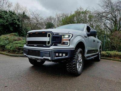 used Ford F-150 SXT 3.5L Ecoboost V6 2018 Pickup 5dr