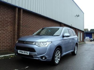 used Mitsubishi Outlander 2.0 PHEV GX3h 5dr Auto (ONLY 33,000 MILES)