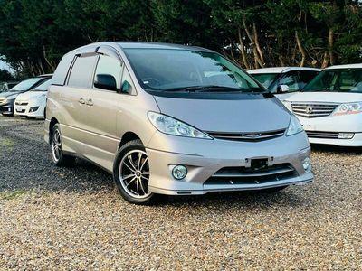 used Toyota Estima 2.4 AUTO AERAS 8 SEATER MPV LOW MILEAGE