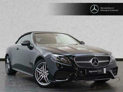 used Mercedes E400 E-Class4Matic Amg Line Premium 2Dr 9G-Tronic