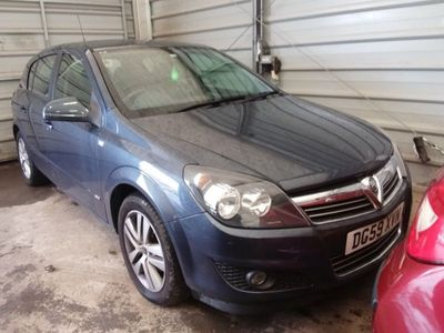 used Vauxhall Astra 1.4 i 16v SXi 5dr