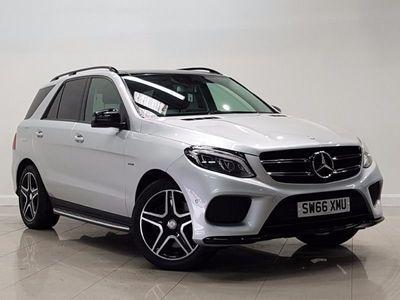used Mercedes GLE450 AMG GLEAmg 4Matic Premium 5Dr 9G-Tronic