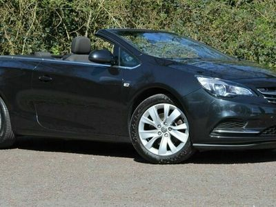 used Vauxhall Cascada 1.4T SE 2dr * LOW MILEAGE / 6 SVC STAMPS / MORE IMAGES TO FOLLOW *