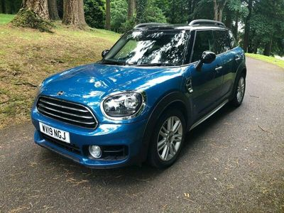 used Mini Cooper Countryman 1.5 Exclusive Steptronic ss 5dr