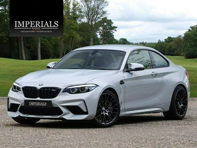 used BMW M2 COMPETITION COUPE