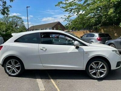 used Seat Ibiza Sport Coupe 1.4 Sportrider 3d