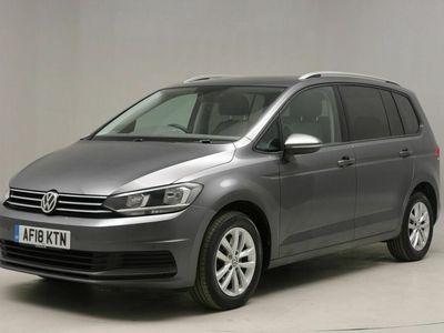 used VW Touran 1.6 TDI 115 SE Family 5dr DSG - SAT NAV - ADAPTIVE CRUISE - APPLE CARPLAY