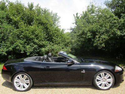 used Jaguar XKR 5.0 Supercharged 2dr 2009