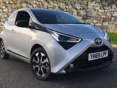 used Toyota Aygo 1.0 VVT-i x-trend 5-Dr