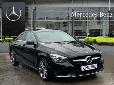 used Mercedes CLA200 CLASport 4Dr