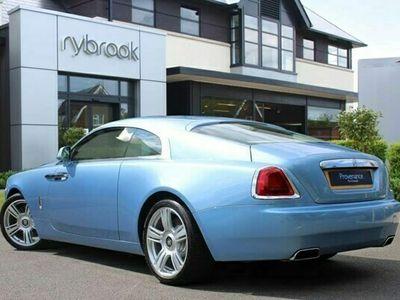 used Rolls Royce Wraith 6.6