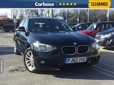 used BMW 118 1 Series d SE 5dr