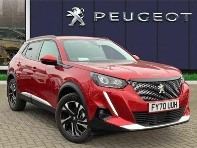 used Peugeot 2008 1.2 Puretech Allure Premium SUV 5dr Petrol Eat (s/s) (130 Ps)