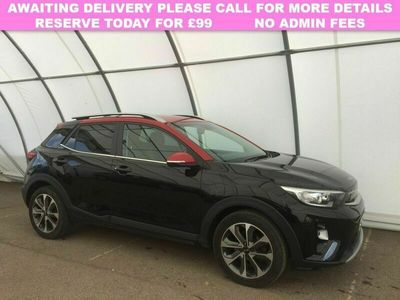 used Kia Stonic 1.0 FIRST EDITION 5d 118 BHP