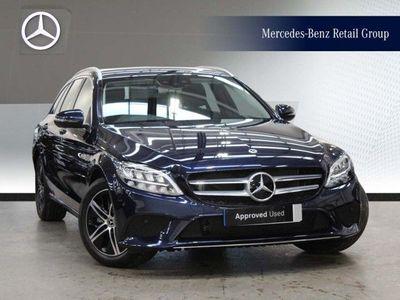 used Mercedes C200 C-ClassSport 5Dr 9G-Tronic
