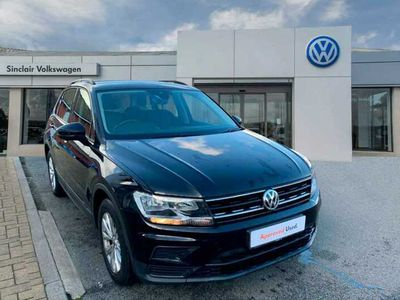 used VW Tiguan 1.4 TSI 125PS 2WD S 5Dr