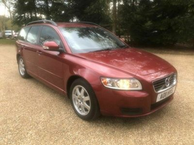 used Volvo V50 1.6 D DRIVe ES (s/s) 5dr