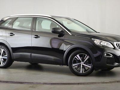 used Peugeot 3008 SUV 1.2 PureTech Active (s/s) 5dr estate