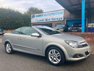 used Vauxhall Astra 1.8 VVT Sport 2dr