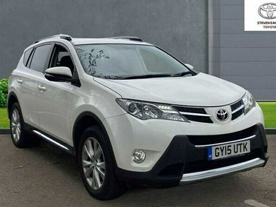 used Toyota RAV4 2.2 D-4D Invincible AWD 5-Dr