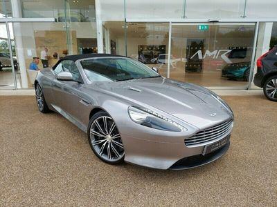 used Aston Martin Virage V12 2dr Volante Touchtronic Auto 6.0
