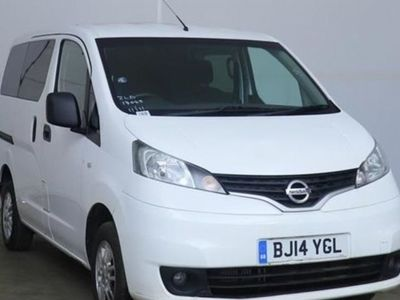 used Nissan NV200 DCI ACENTA COMBI 1.5