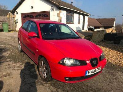 used Seat Ibiza 1.4 16v Sport 3dr