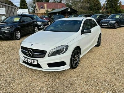 used Mercedes A180  A Class 1.5CDI Night Edition 5dr (E6) 20 Road Tax, Black Pack & Nav