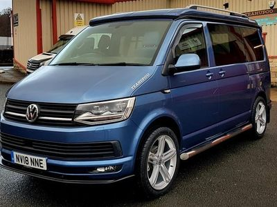 used VW T6 150PS HIGHLINE CAMPER VAN BUILT BY TEAHUPOO ORDER YOURS TODAY