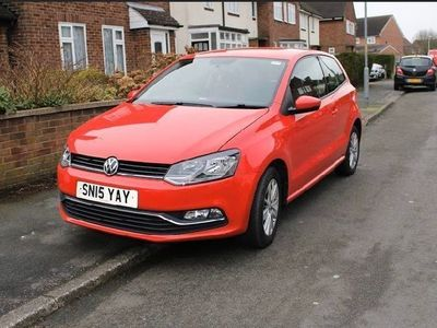 used VW Polo 1.2 TSI BlueMotion Tech SE (s/s) 3dr