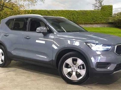 used Volvo XC40 T3 Momentum Manual - 2020 Model with On-Call and Touch Screen Navigat 1.5 5dr