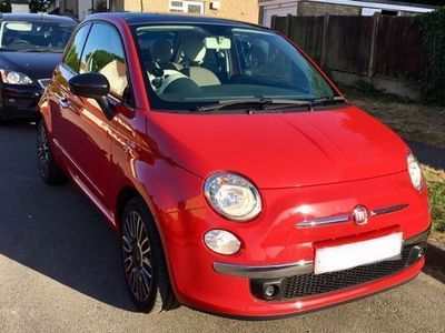 used Fiat 500 1.2 Cult (s/s) 3dr