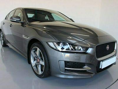 used Jaguar XE R-SPORT AWD - CAR FINANCE FR £257 PCM