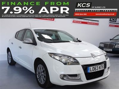 used Renault Mégane 1.5 KNIGHT EDITION ENERGY DCI S/S 5d 110 BHP PARKING SENSORS - BLUETOOTH