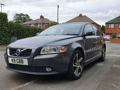 used Volvo S40 1.6 TD DRIVe SE Lux 4dr