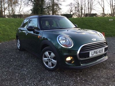 used Mini Cooper Hatchback 1.55Dr Auto
