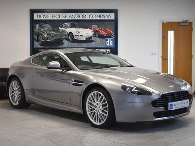 used Aston Martin V8 VANTAGE VH2 4.7- 1 OWNER FROM NEW 2011