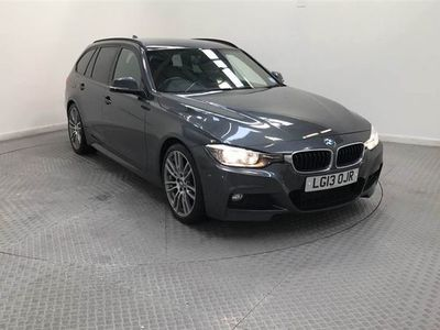 used BMW 328 3 Series i M Sport 5dr Step Auto 2.0