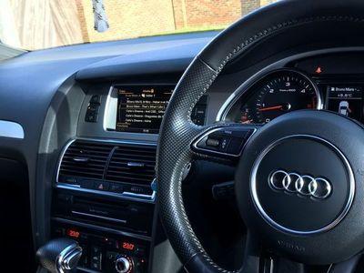 used Audi Q7 3.0 TDI Clean S line Tiptronic quattro 5dr