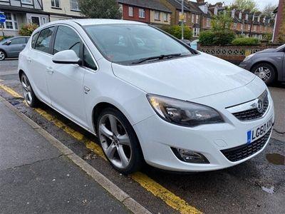 used Vauxhall Astra SRI 5-Door