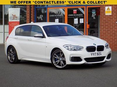 used BMW M140 1 SERIES 3.05dr AUTO 335 BHP **Nav + Leather + 335 BHP**