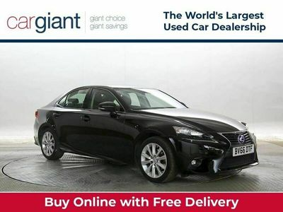 used Lexus IS300h 2.5 Advance 4dr