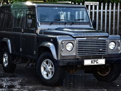 used Land Rover Defender 2.2 D DPF County Utility Station Wagon 5dr