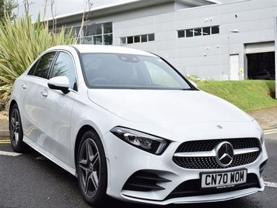 used Mercedes A200 A Class 2.0AMG Line (Premium 2) 8G-DCT (s/s) 4dr
