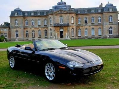 used Jaguar XKR 4.0 Supercharged Auto 2-Door