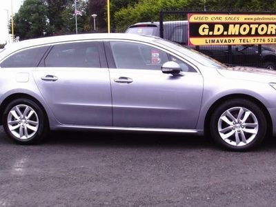 used Peugeot 508 508 2015ACTIVE SW E-HDI S-A Estate 2015